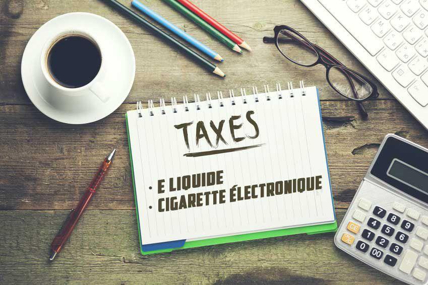 Une taxe sur les cigarettes électroniques et tabac chauffé ?