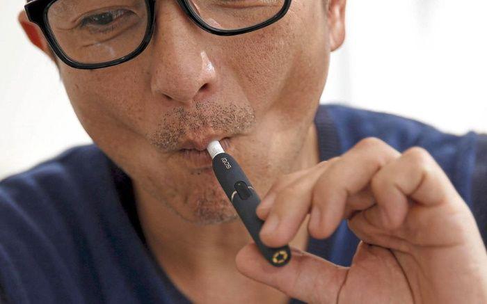 Baisse des cigarettes et hausse du tabac chauffé au Japon