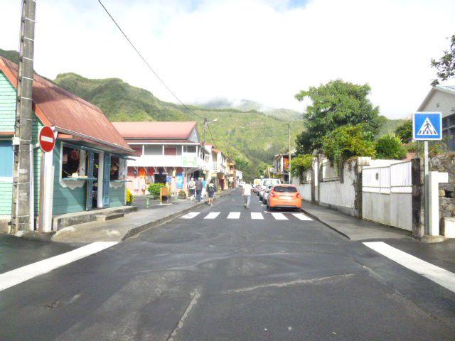 Retour de la Réunion
