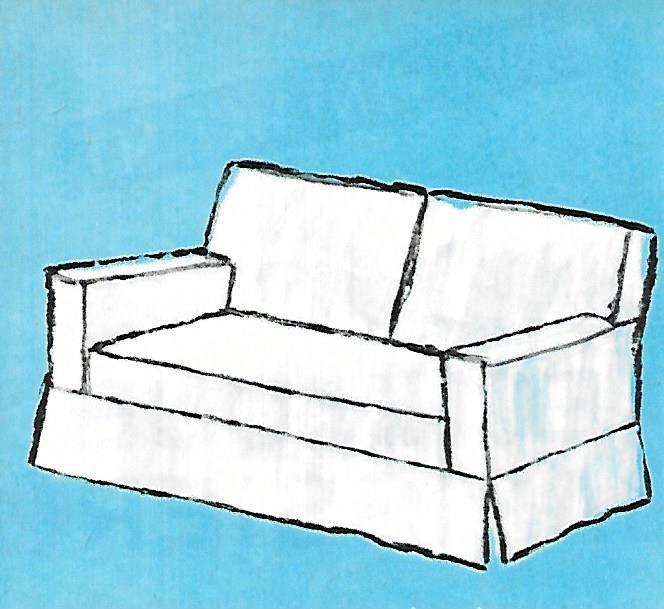 recouvrir soi-même un canapé ou un fauteuil club
