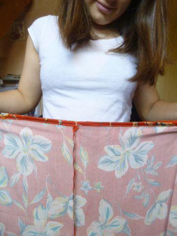 Pantalon ThaÏ à faire soi même