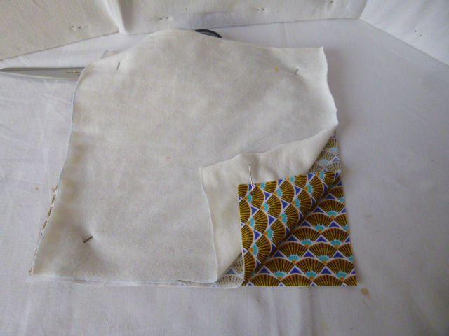 Masque de protection Covid - 3 plis doublé