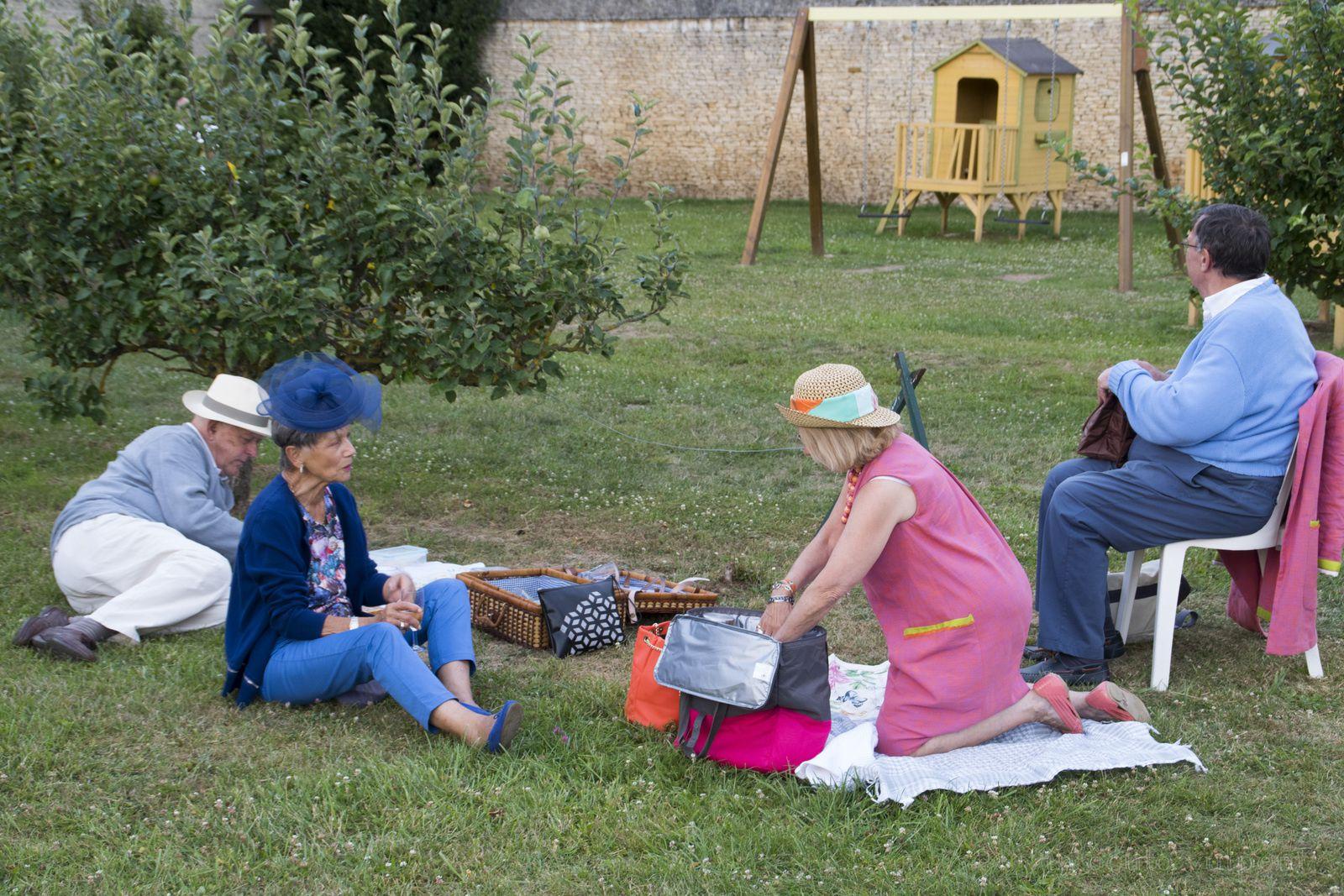 Les Promenades Musicales du Pays d'Auge. 19/07/2017, Taylor Consort, Château de Mezidon-Canon.