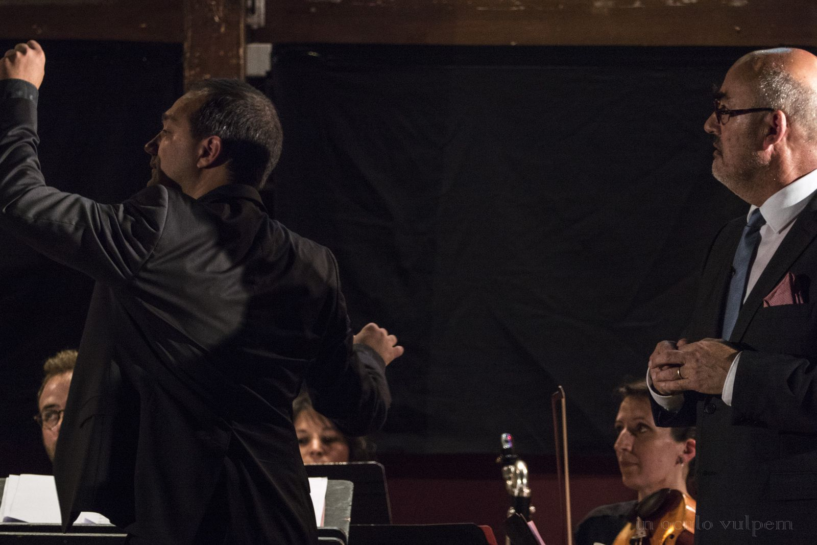 Bourvil, cent ans, La symphonie de poche/Emmanuel Pleintel, Pont l'Evêque, 30/07/2017