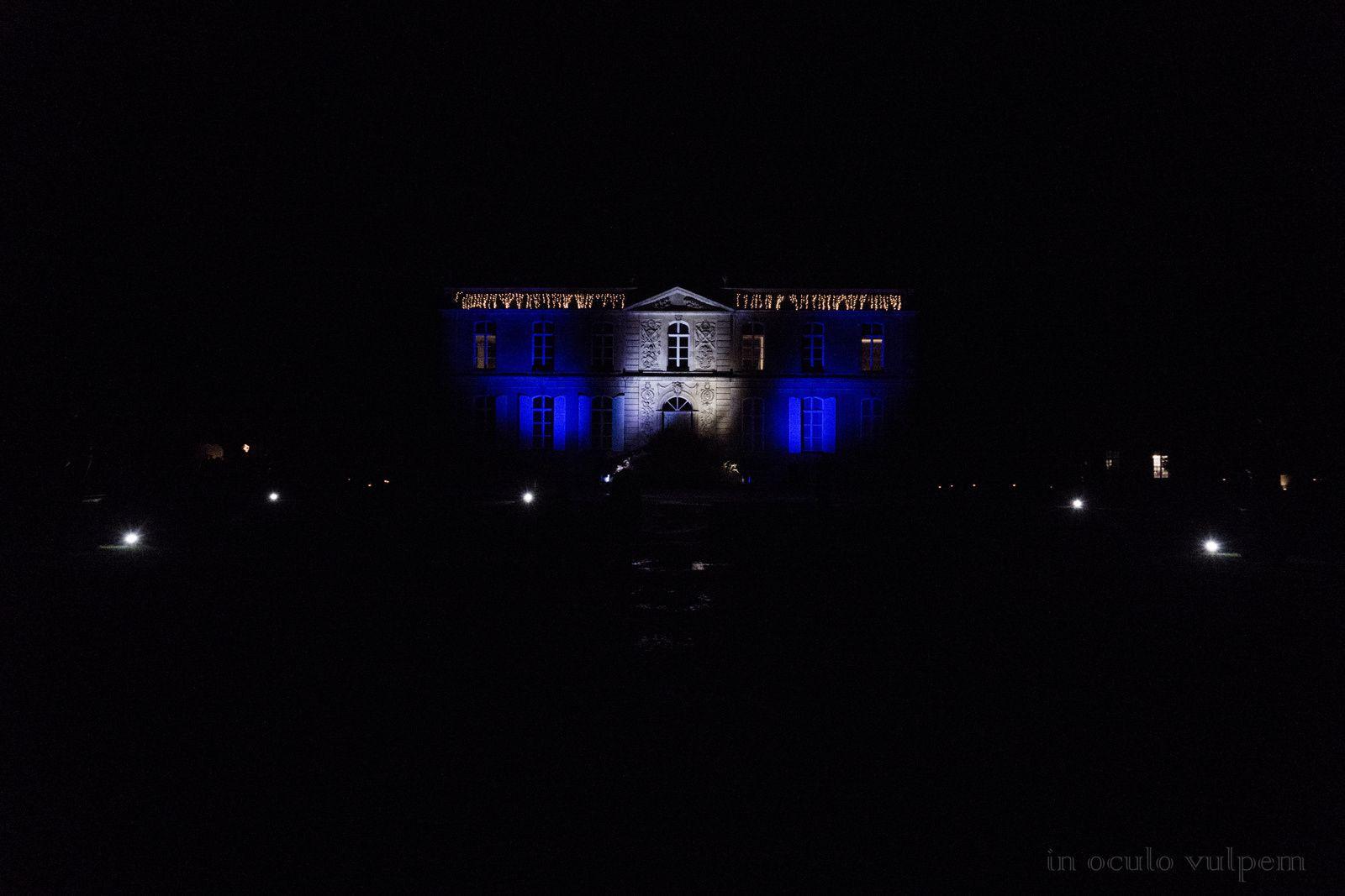 Harmonie d'un soir d'hiver, Vincent Le Texier et Alphonse Cemin. Château de Canon, 15/12/2017.