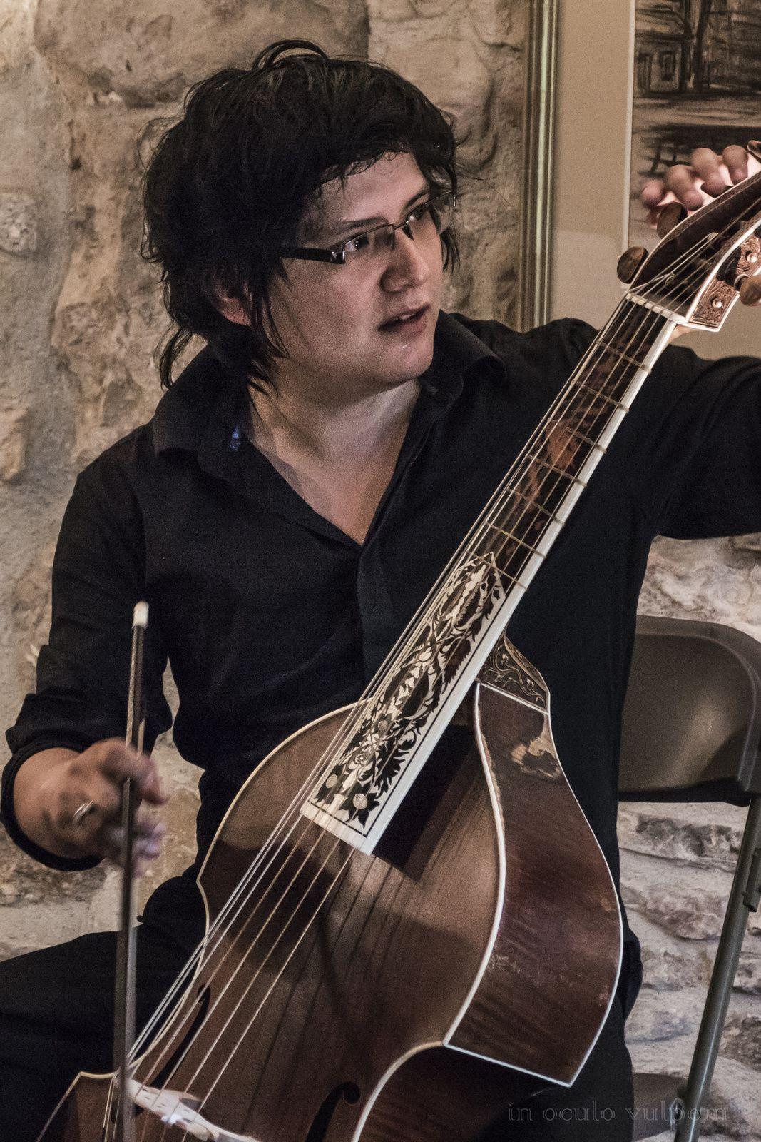 Les Promenades Musicales du pays d'Auge. Les Talents Réunis, Mathias Ferré. Domaine Christian Drouin, 20/07/2018