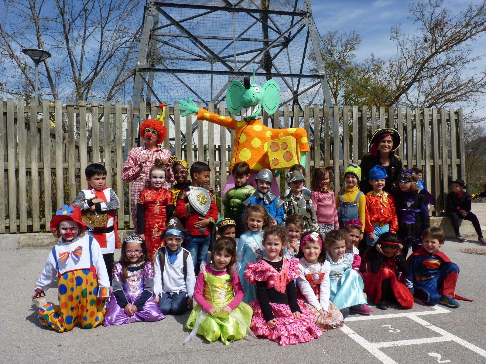 Les photos du carnaval du 31 mars sont ici