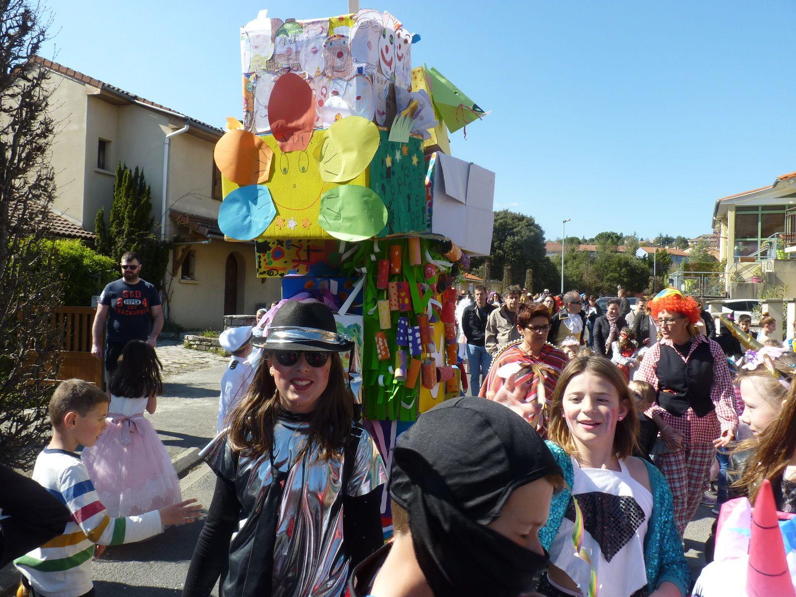 Carnaval du vendredi 29 mars 2019