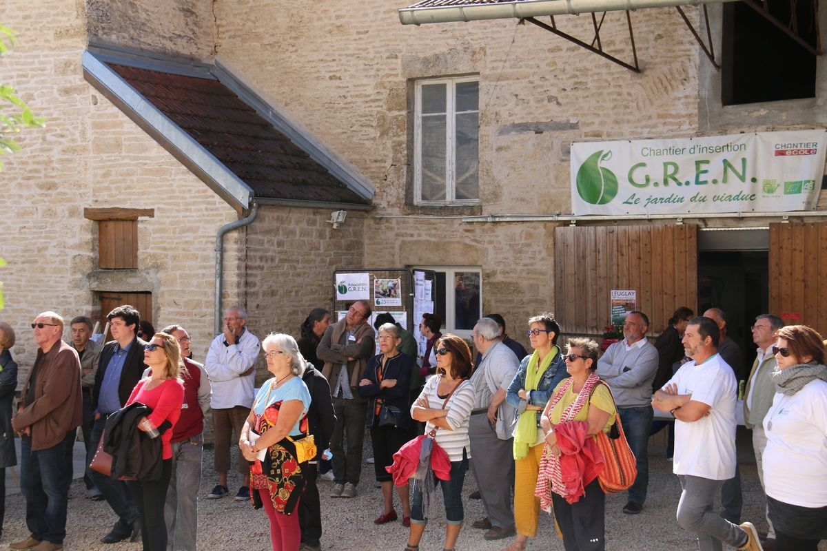 "Revivez les ""25 ans au service de l'insertion"" de l'Association GREN !"