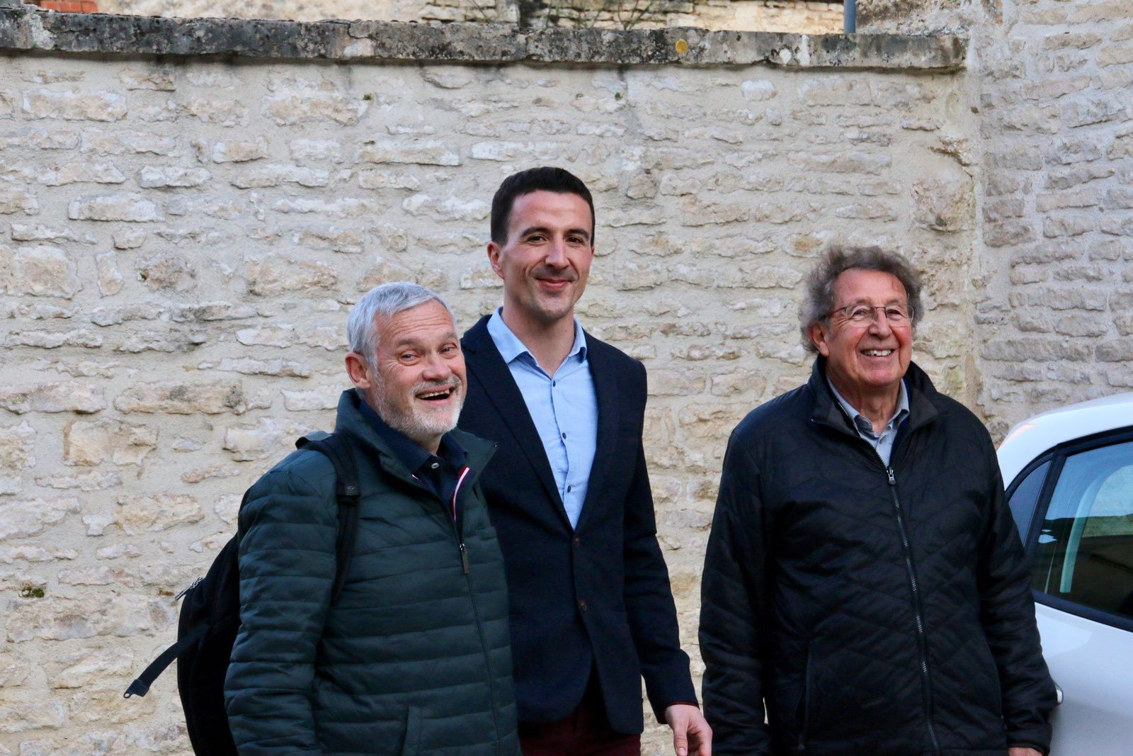 Assemblée Générale 2019 - Un nouveau Président pour GREN