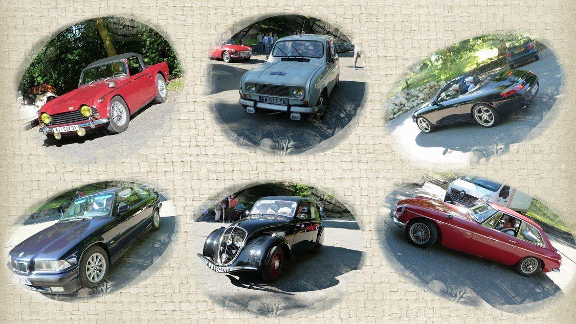 10 Juin 2017 Rallye des COQUELICOTS