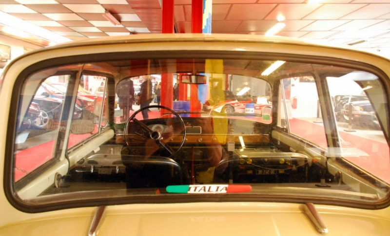 PHOTOS Rallye Auto Muséum 25 Mars 2018