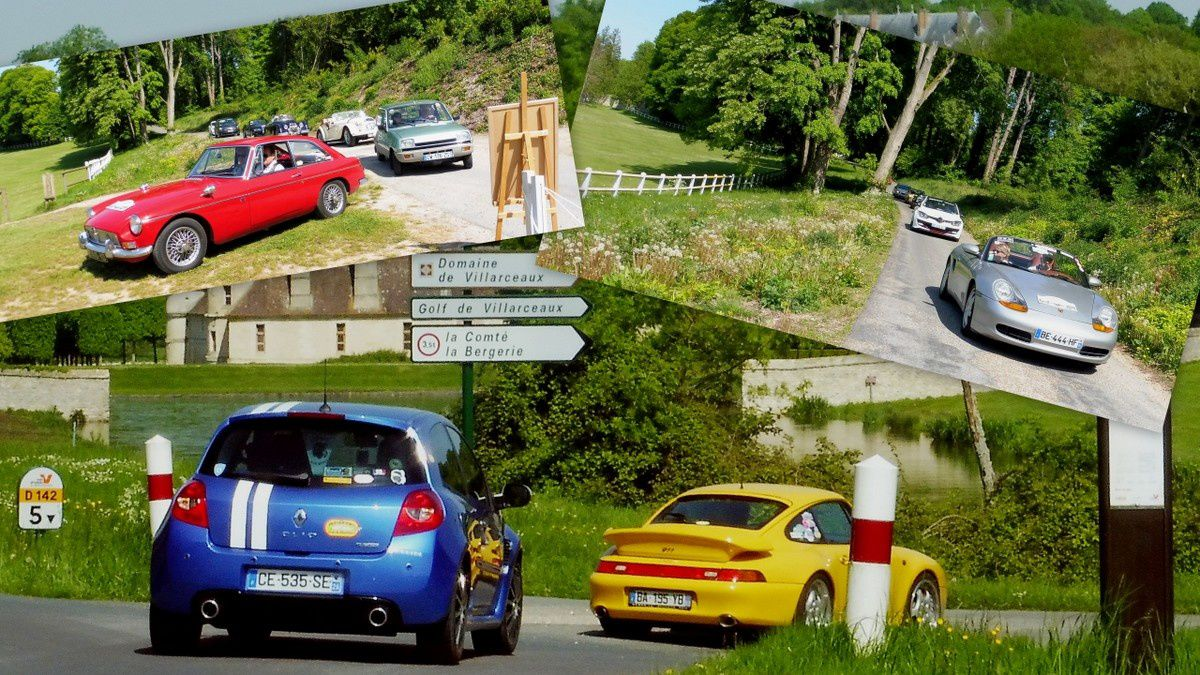 "9è Rallye des Tours ""le VEXIN"" Mai 2018"