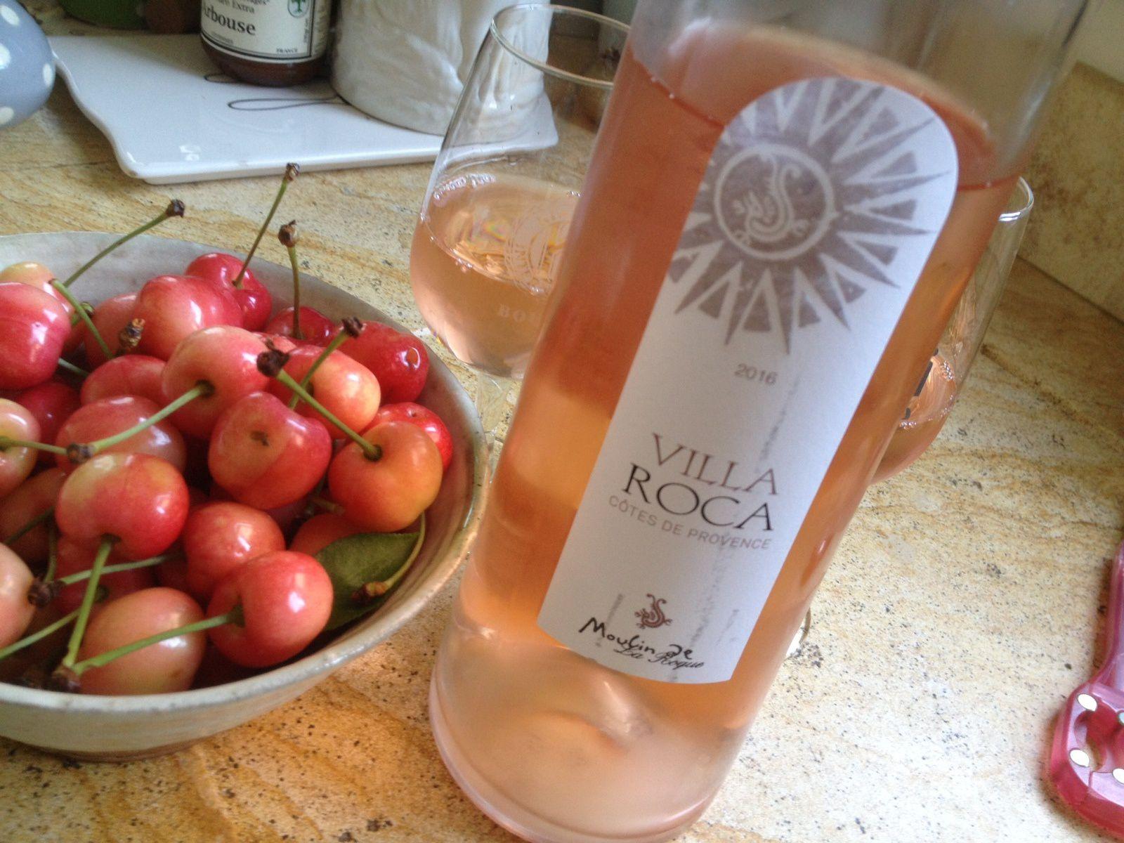 Cinq rosés en petites lampées parce que c'est déjà l'été !