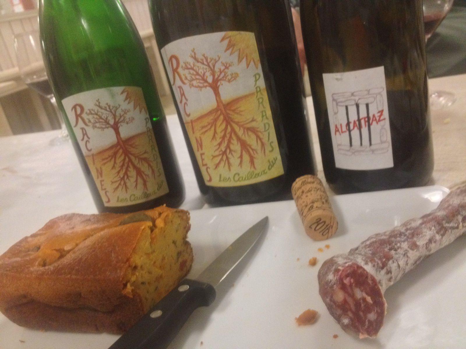 Les vins naturels peuvent être de garde, la preuve par Courtois ...