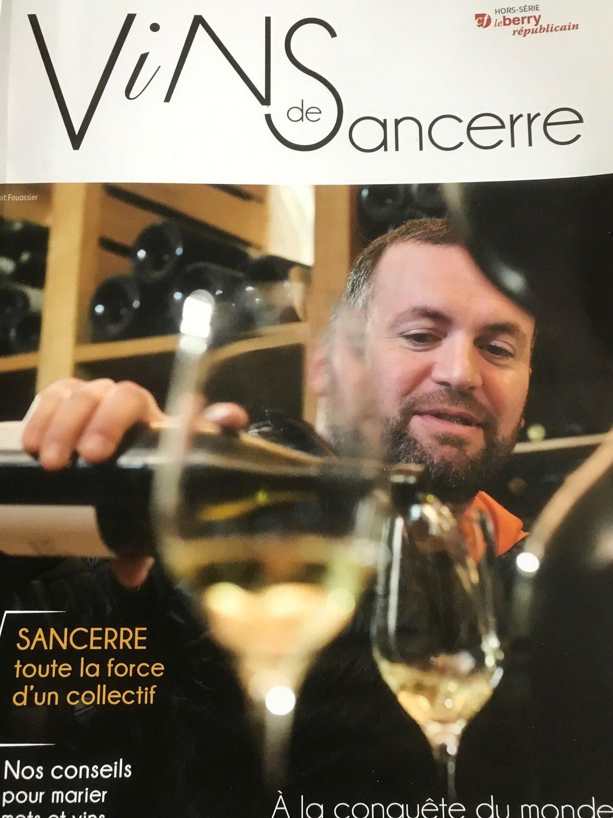 Dans le Sancerrois, la vigne dans les gênes...