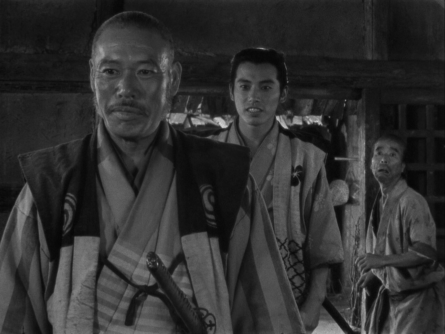 Les septs samouraïs