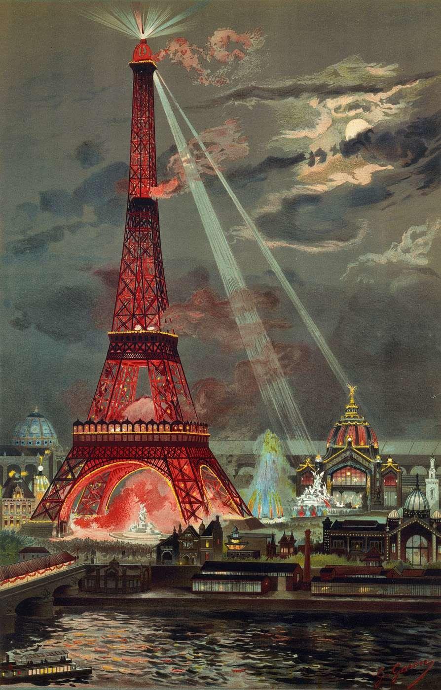 Peinture: Georges Garan