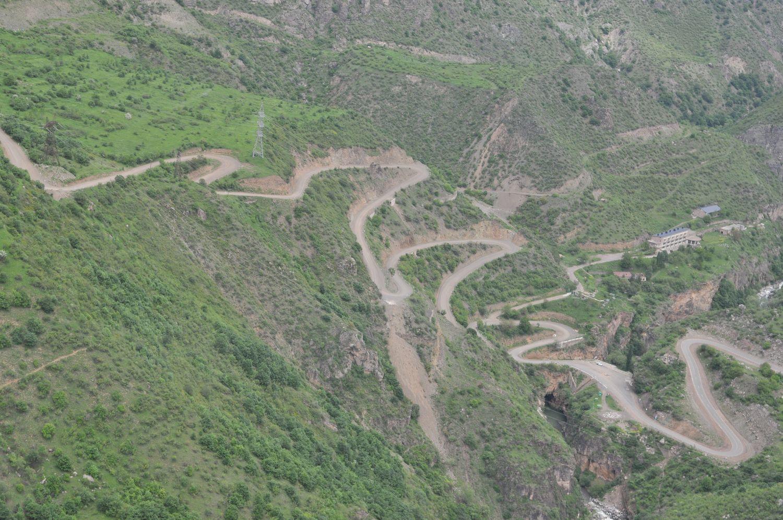 9ème Jour - Direction le téléphérique de Tatev - Article 070