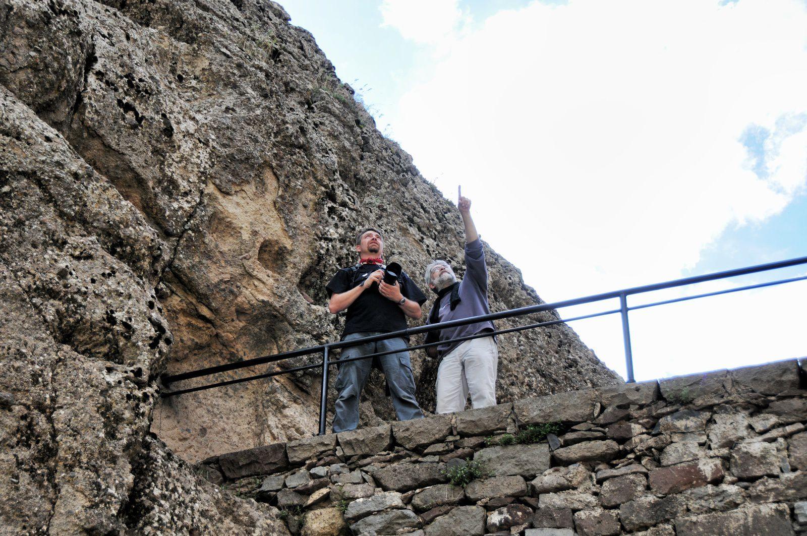 11ème Jour - Le monastère de Geghard - Article 082