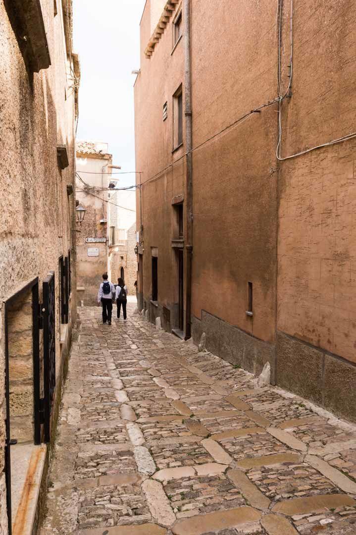 Jour 4 : LA SICILE : TRAPANI et ERICE