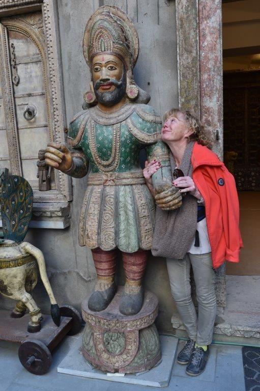 RAJASTHAN : Ballade dans UDAIPUR