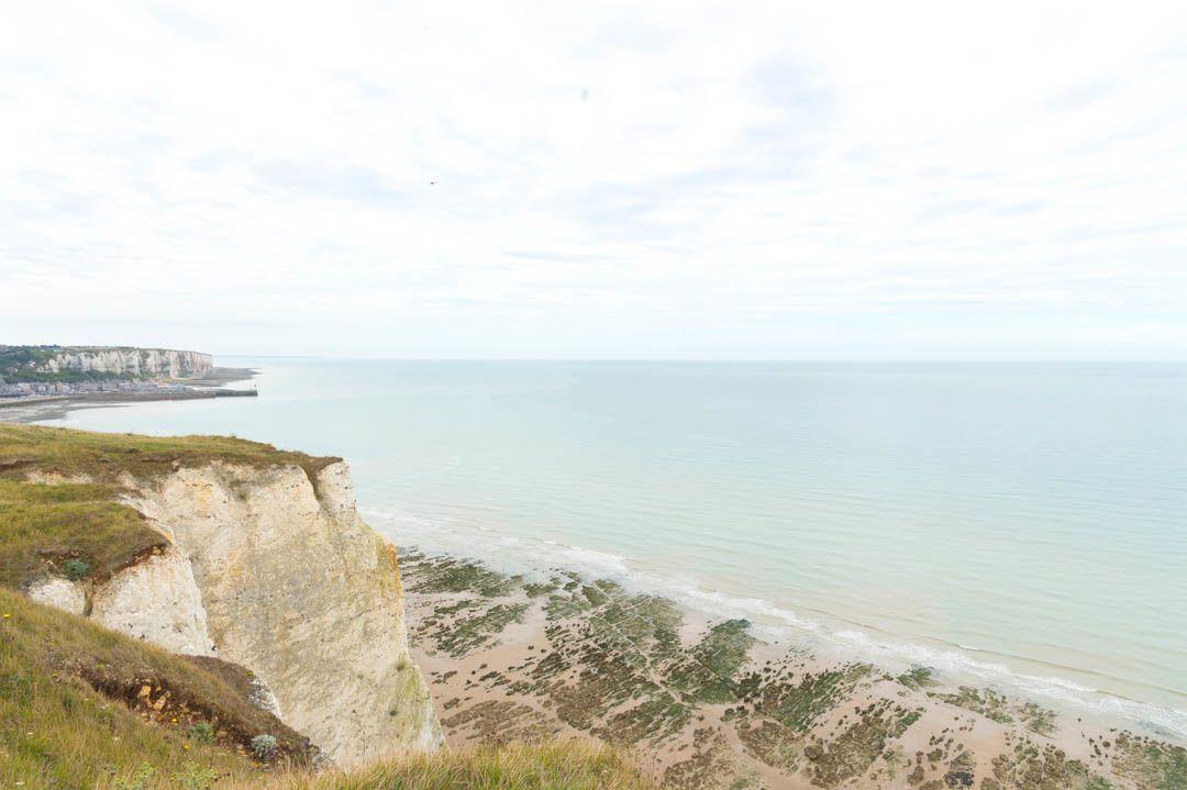 Haute Normandie : AULT - LE TREPORT - MERS les bains
