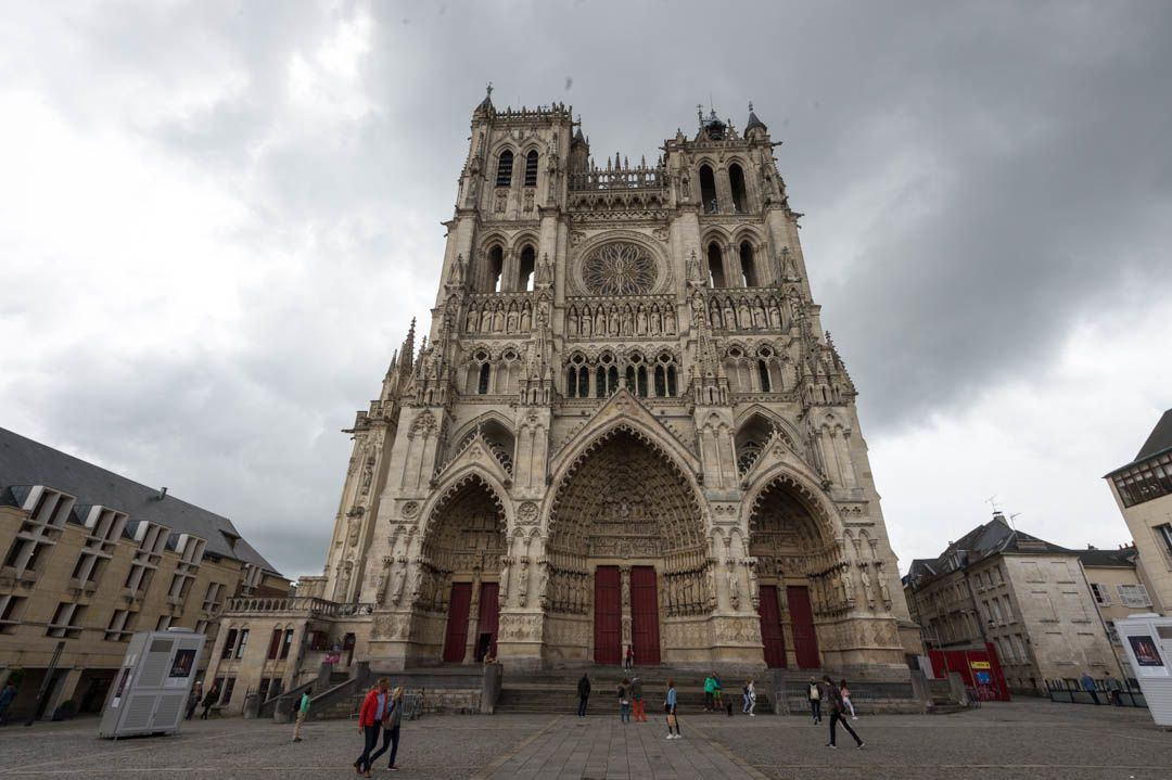 AMENS : LA CATHEDRALE