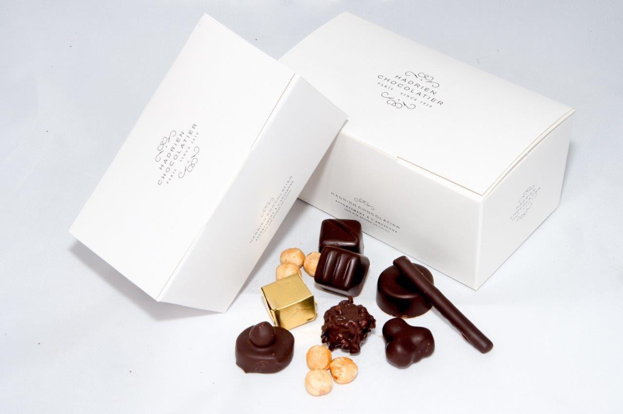 Voyage en images à la chocolaterie HADRIEN