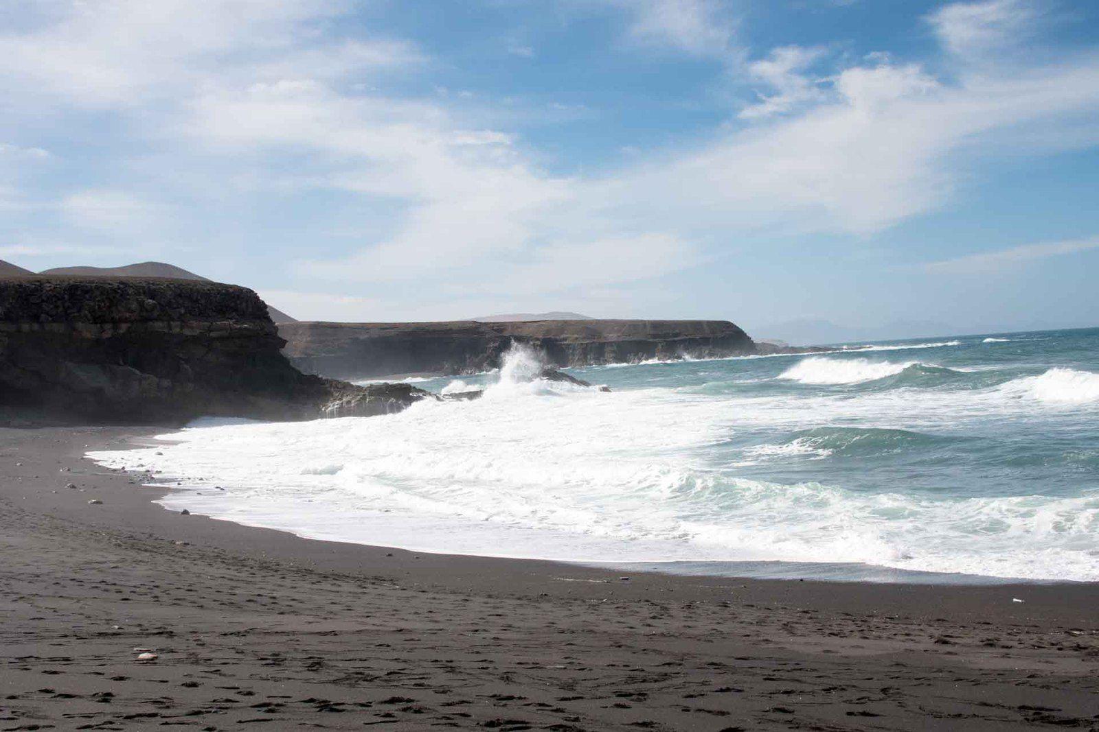 CANARIES mars 2018 : Île de FUERTEVENTURA