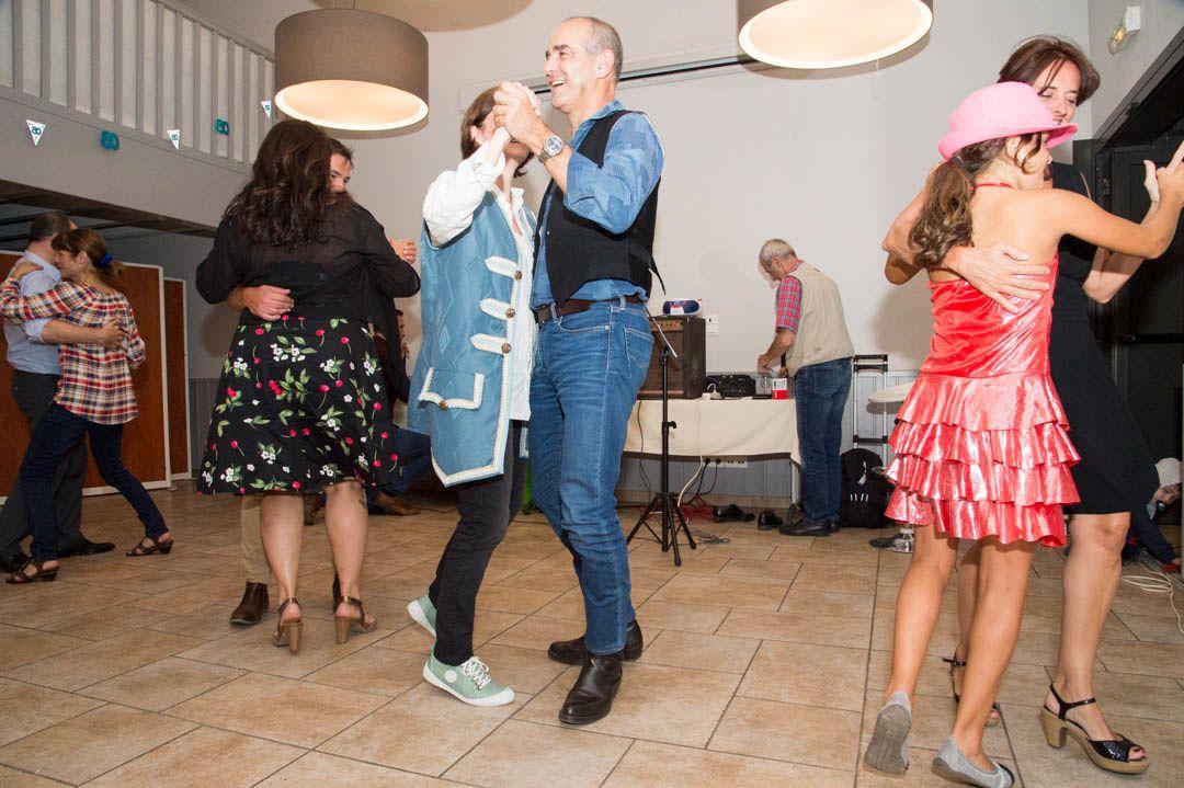 7 septembre 2018 OCTANTENAIRE DANIELLE : Dance Floor