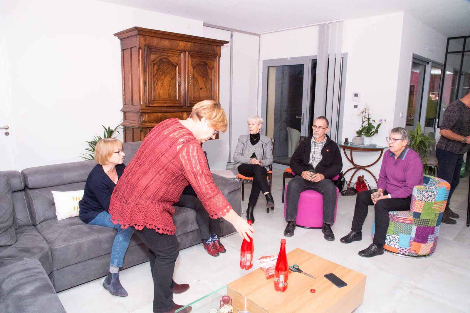 """10 novembre 2018 Crémaillère Team """"Ascension"""""""