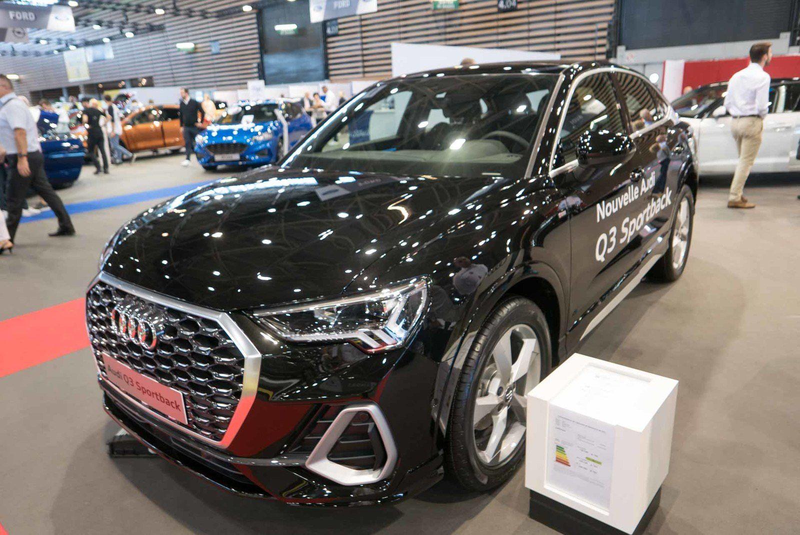 Visite éclair au Salon de l'Auto de Lyon