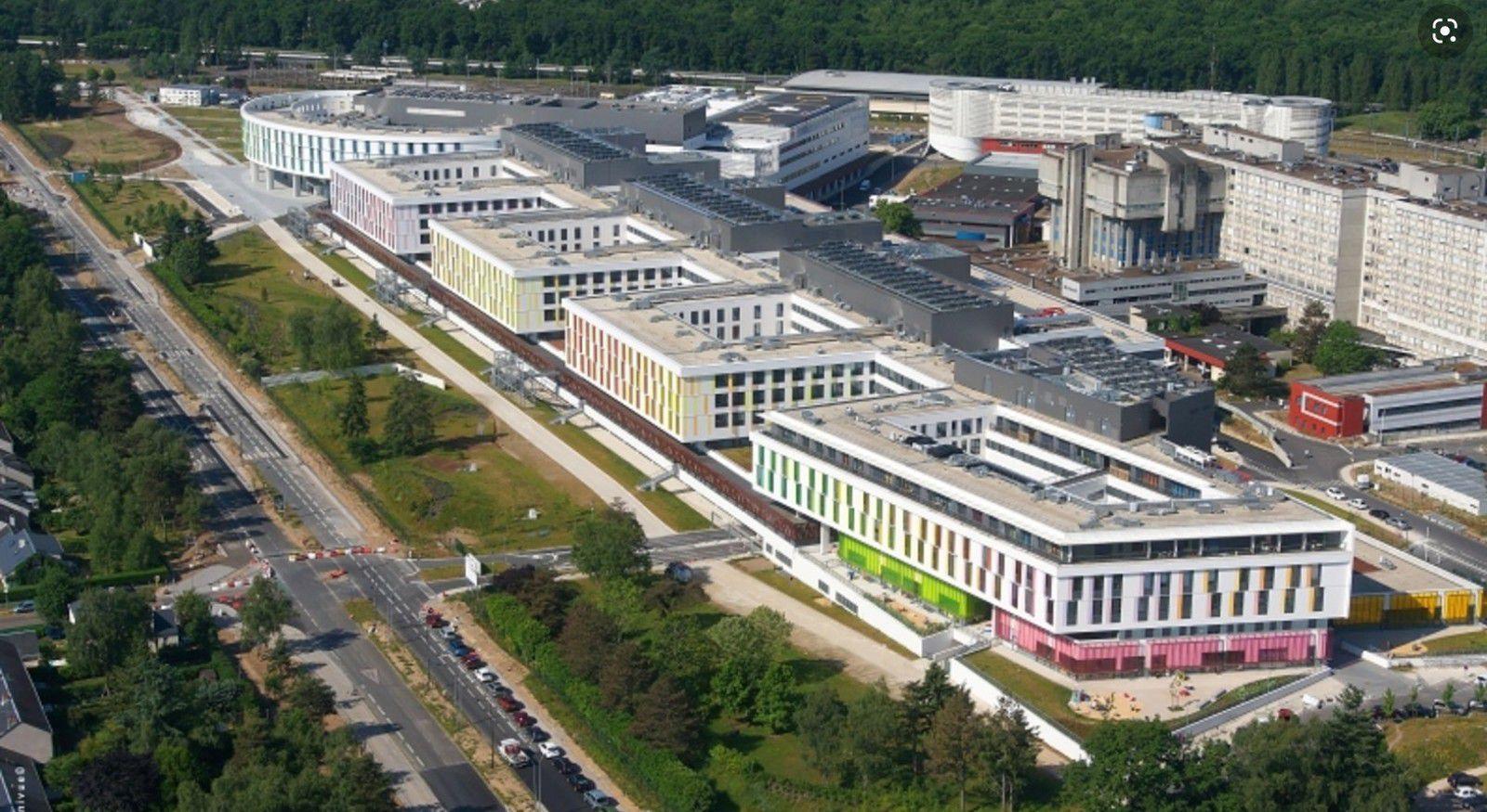 Covid-19 : comment l'hôpital d'Orléans a su s'adapter