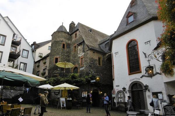 Beilstein sur la Moselle