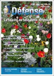 Le nouveau numéro de la revue « Défense » vient de paraître.