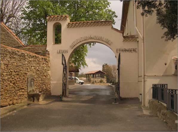 L'Institut des Invalides de la Légion Etrangère (IILE).