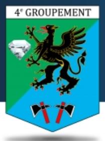 La BSPP : le Groupement des Appuis et de Secours (GAS).