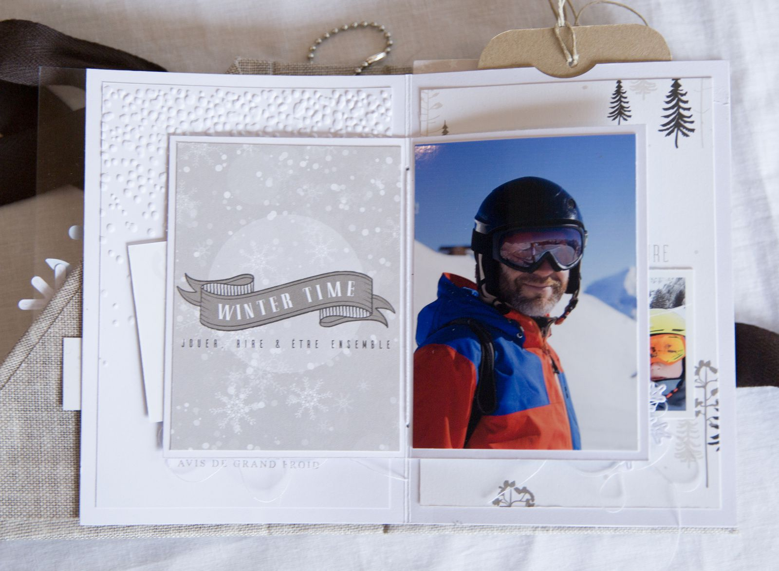 "Mini album ""Winter Time"""