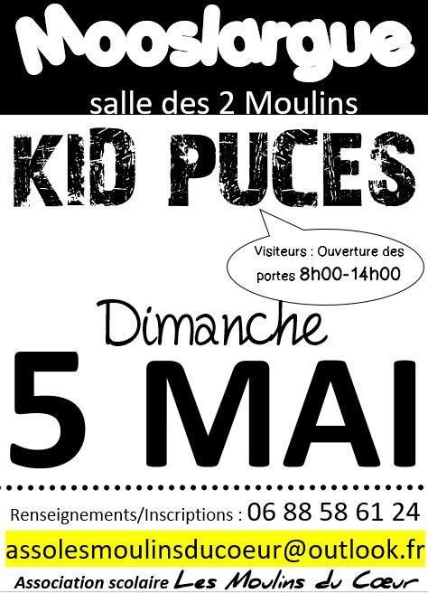 Kid puces à Mooslargue
