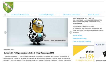 Le blog Mooslargue2015