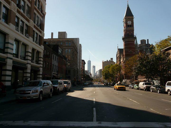New-York... Hier et de nos jours