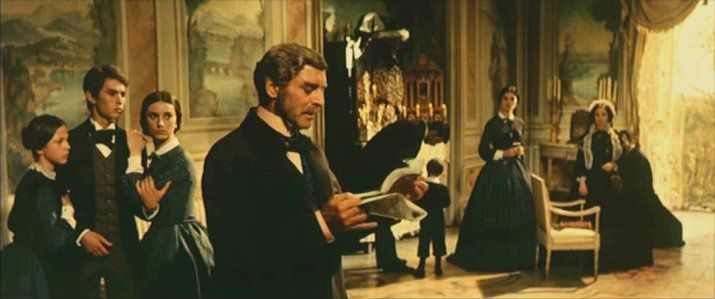 LE GUEPARD DE LUCHINO VISCONTI