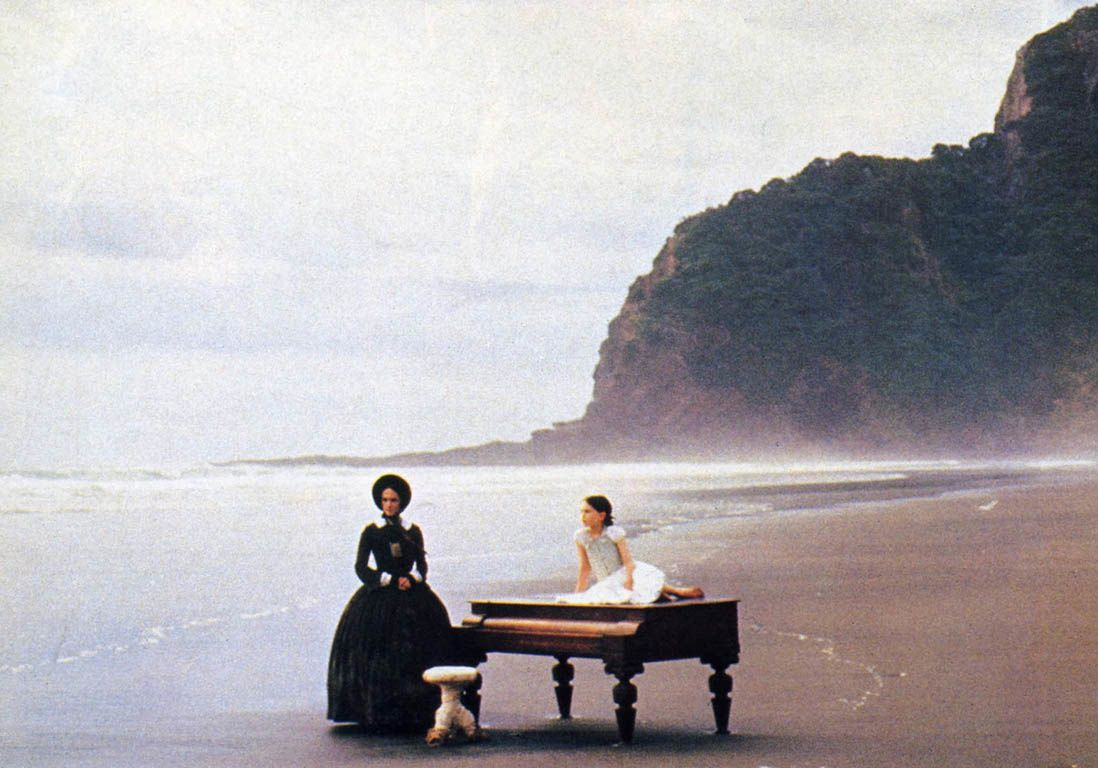 La leçon de piano de Jane Campion