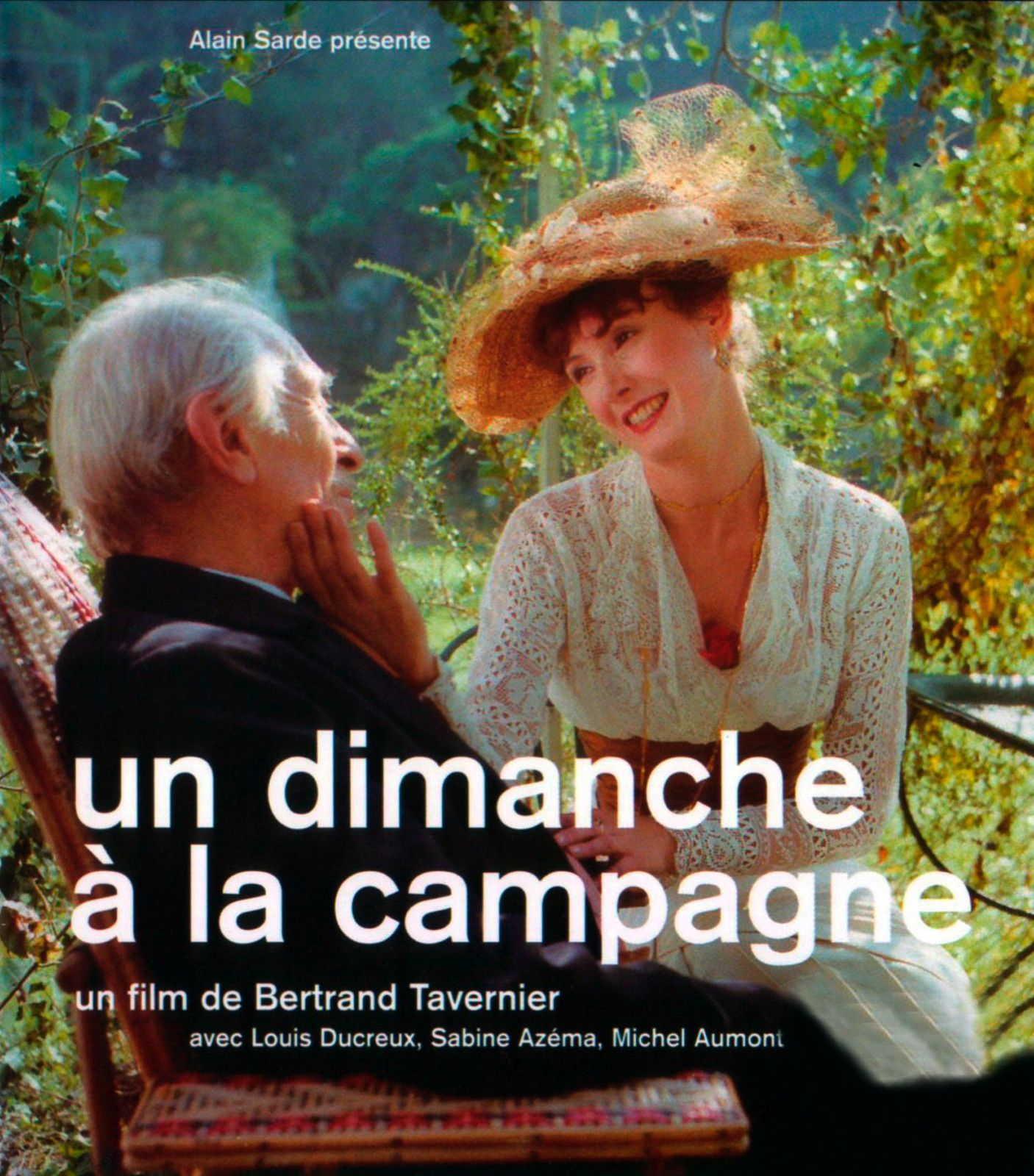 UN DIMANCHE A LA CAMPAGNE de BERTRAND TAVERNIER - LA PLUME ET L'IMAGE