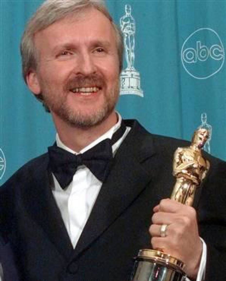 JAMES CAMERON OU LE CINEMA AUTREMENT