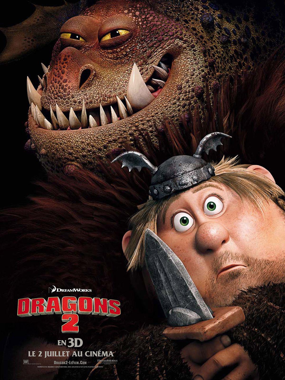 [critique] Dragons 2 : fantasy pure & maturité