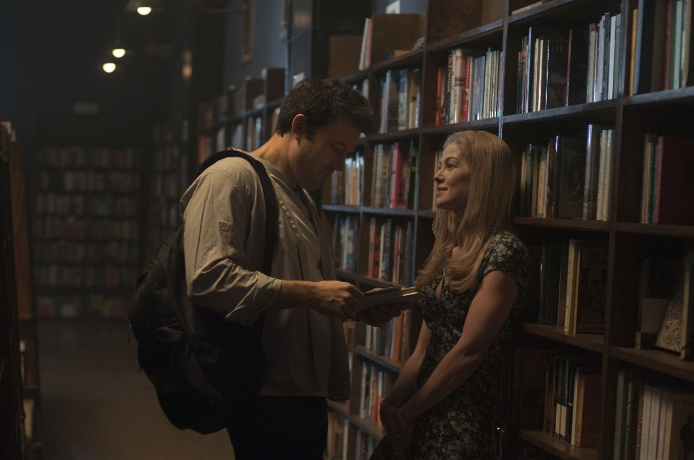 [critique] Le Hulk a vu : Gone Girl