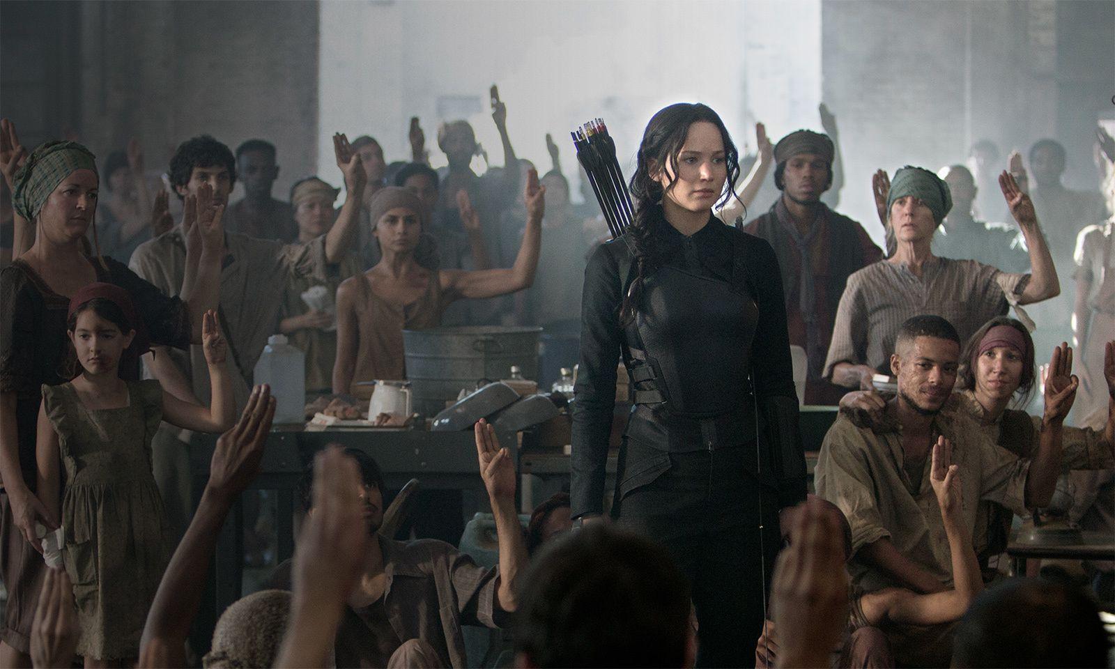 [critique] Hunger Games : La Révolte, Partie 1