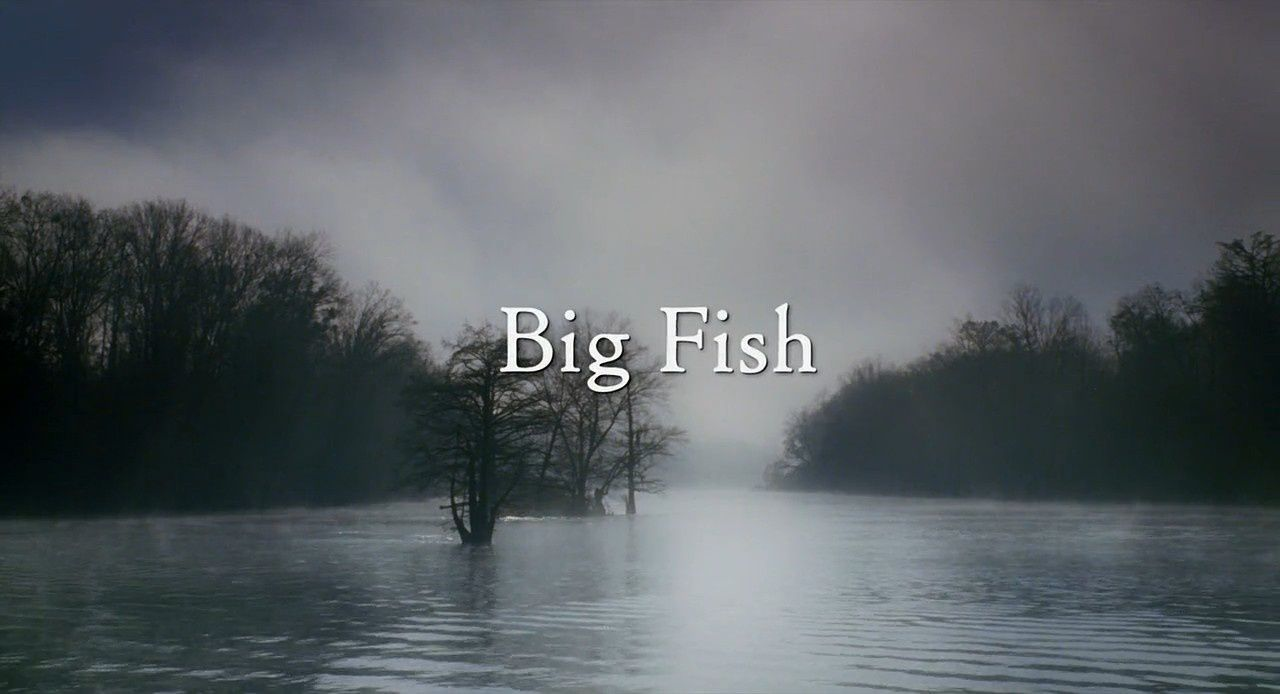 [critique] Big Fish : testament votif ou autoplagiat ?